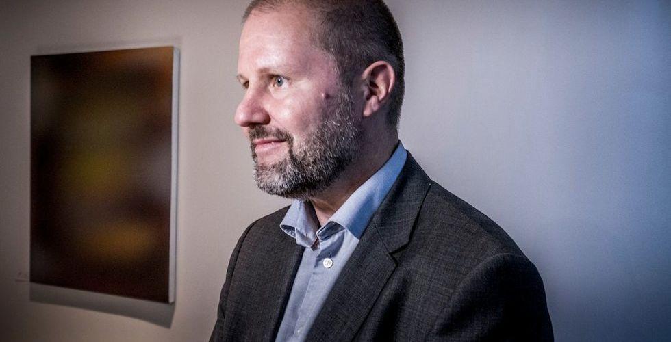 Jörgen Lantto tvingas bort från Fingerprint - ny vd utsedd idag