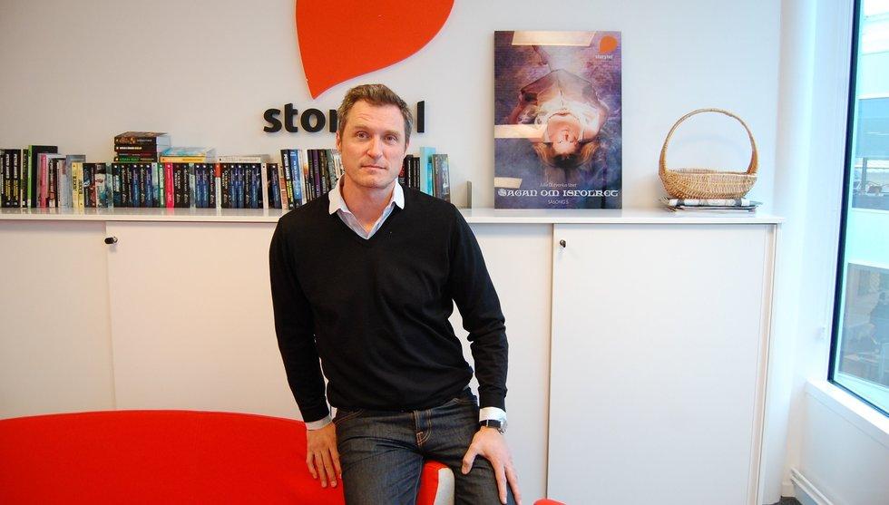 Breakit - Storytel fortsätter att växa – sätter nya försäljningsrekord