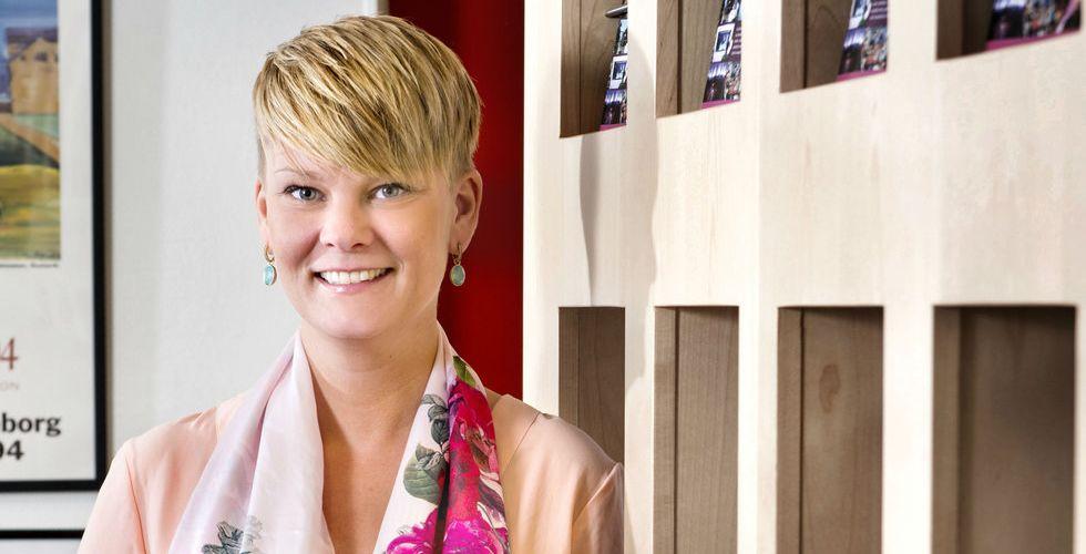 Frida Edman blir ny ansvarig för Mediedagarna i Göteborg
