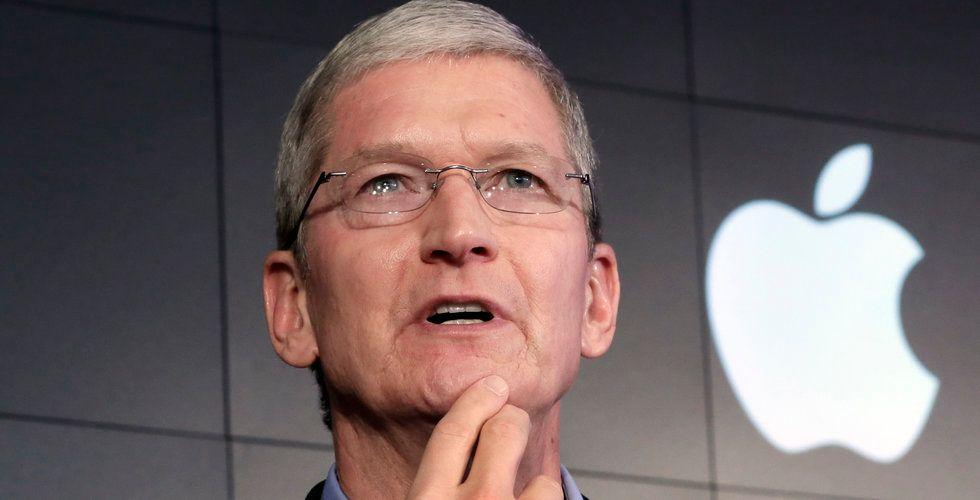 Apple skrotar planer på datacenter i Danmark