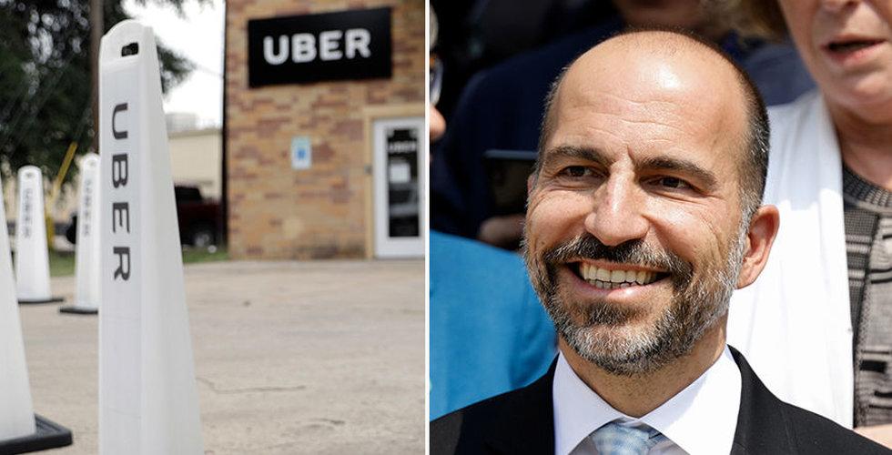 Uber tar in 18 miljarder via obligationer