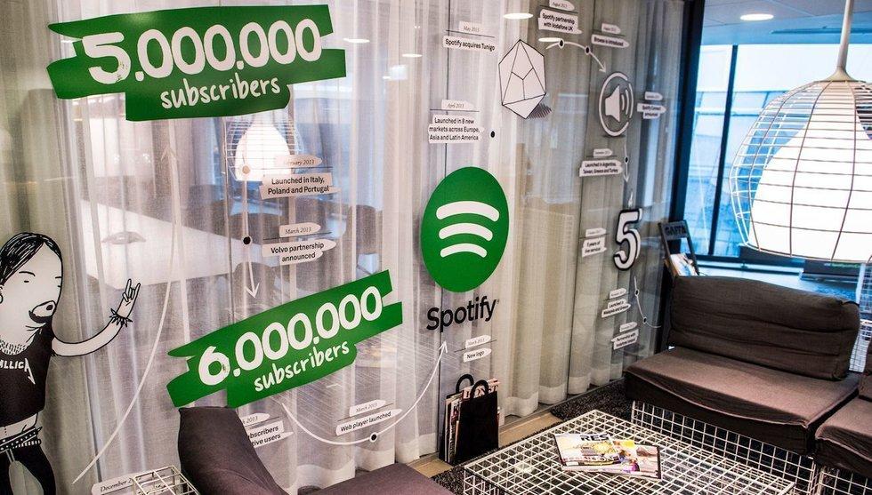 Breakit - Spotifys satsning på annonser – riktar reklam baserat på spellistor