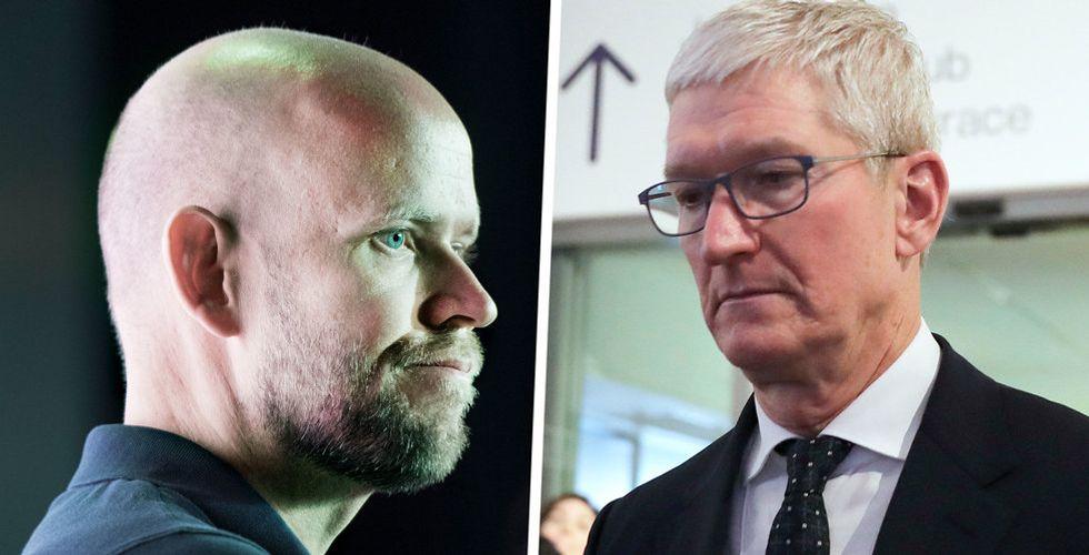 Apple lanserar nytt paket – Spotify kräver åtgärder