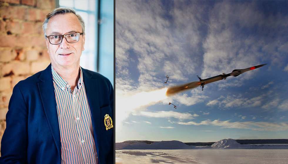 Breakit - Cind tar in miljoner för att mäta timmer med teknologi från Saab