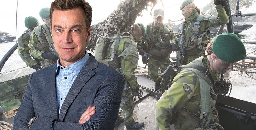 Breakit - Rusta upp vår armé – det kommer att gynna svenskt entreprenörskap