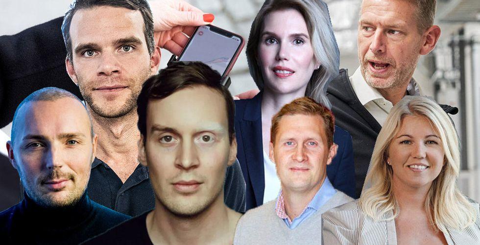 Lista: Bransch för bransch – startupsen som tagit in mest kapital