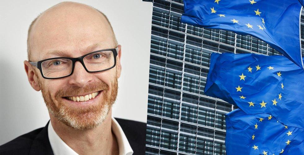 """Stims vd om kritiserade EU-förslaget: """"Mycket tydligare nu"""""""