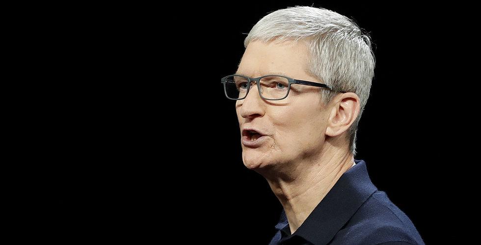 Apple växlar upp tillverkningen i Kina igen