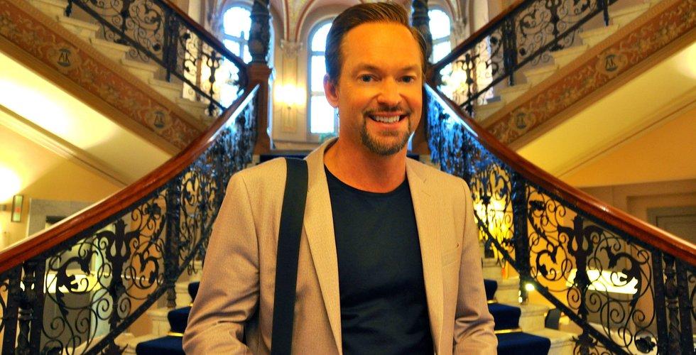 Breakit - Andreas Carlsson investerar i svenska musiktjänsten Showify