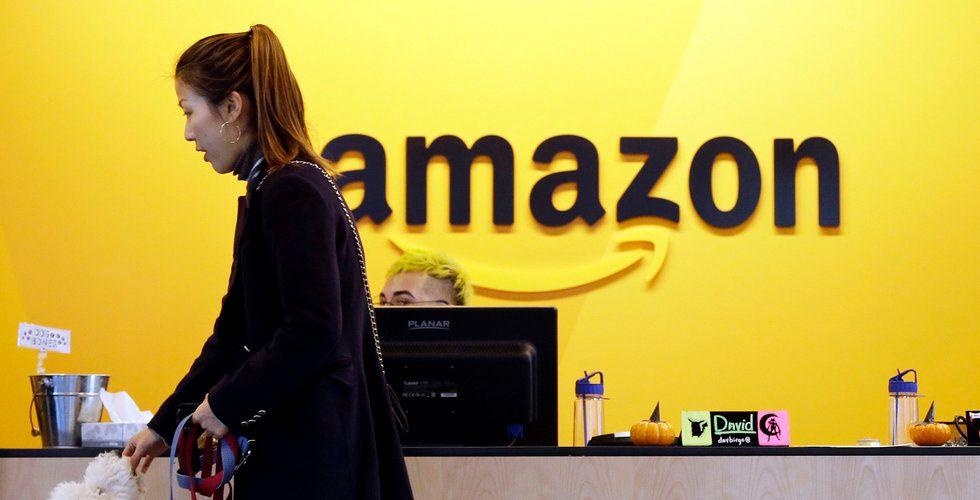 Amazon bereder väg in i hälsovårdssektorn