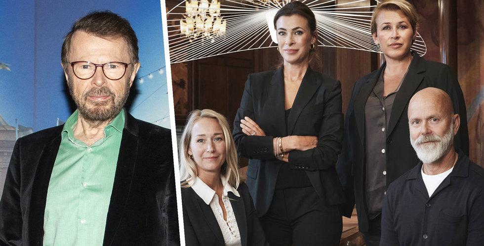 Hannah och Amanda säljer Perfect Day Media – Björn Ulvaeus en av köparna