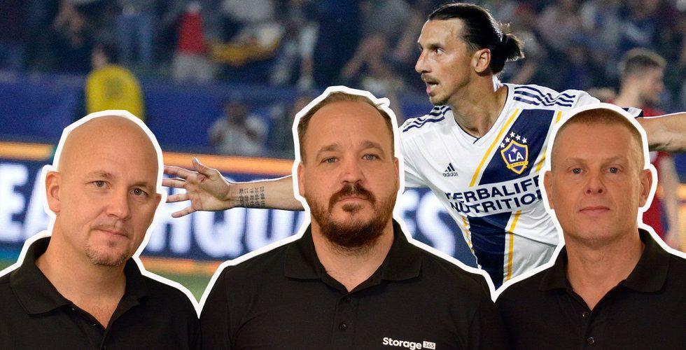 Zlatan Ibrahimovics hemliga investering – doldis-startup backas av superstjärnan