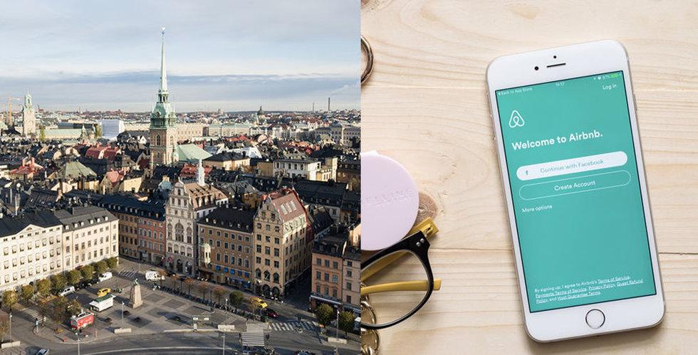 Svenska Airbnb-uthyrare skippar skatten – men grannarna skvallrar