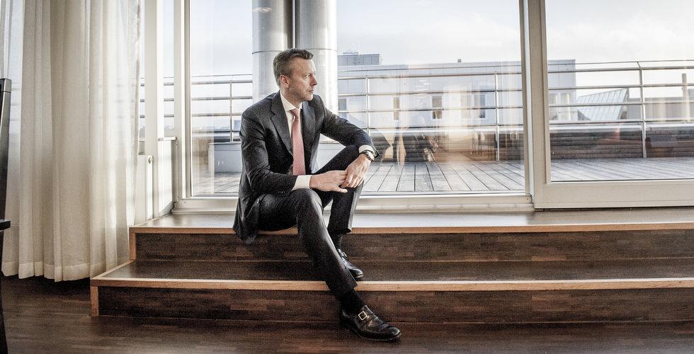 Carnegies tidigare vd Thomas Eriksson investerar i startup-bolaget Betalo