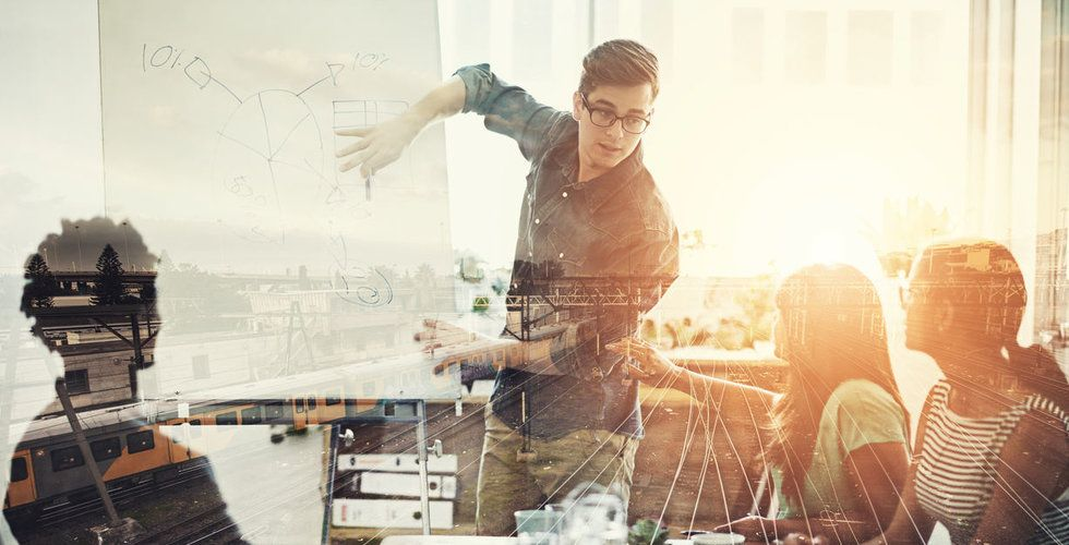 Här är framtidens smarta kontor –och så kan det bli ditt