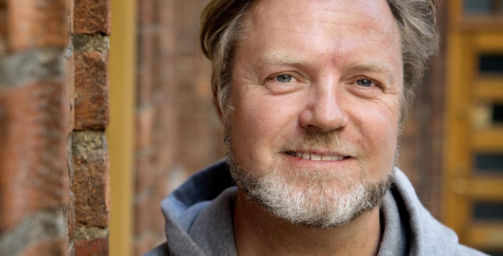"""Johan Staël von Holstein startar blockchain-bolag: """"Det här kommer bli big"""""""