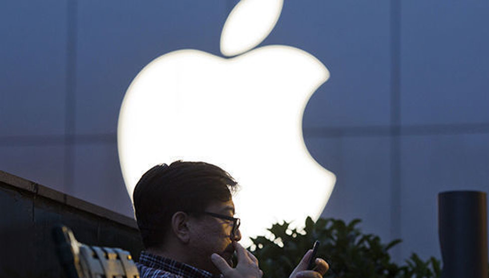 Skattesmäll för Apple - tvingas betala flera miljarder euro