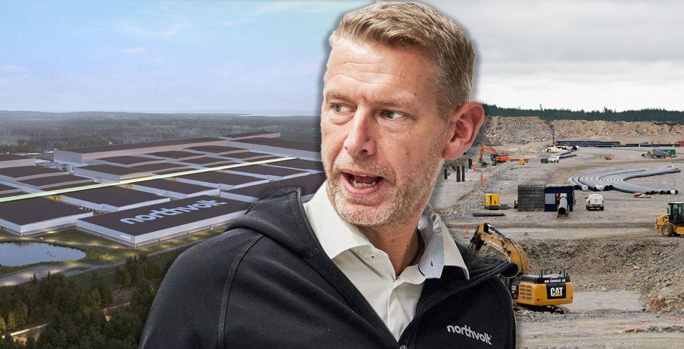 """10.000 jobb och större än Gamla Stan – grönt ljus för nästa steg för Northvolt: """"Gigantiskt"""""""