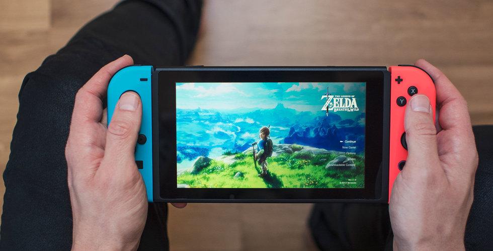 Nintendo Switch-försäljningen har gått om Playstation i Japan