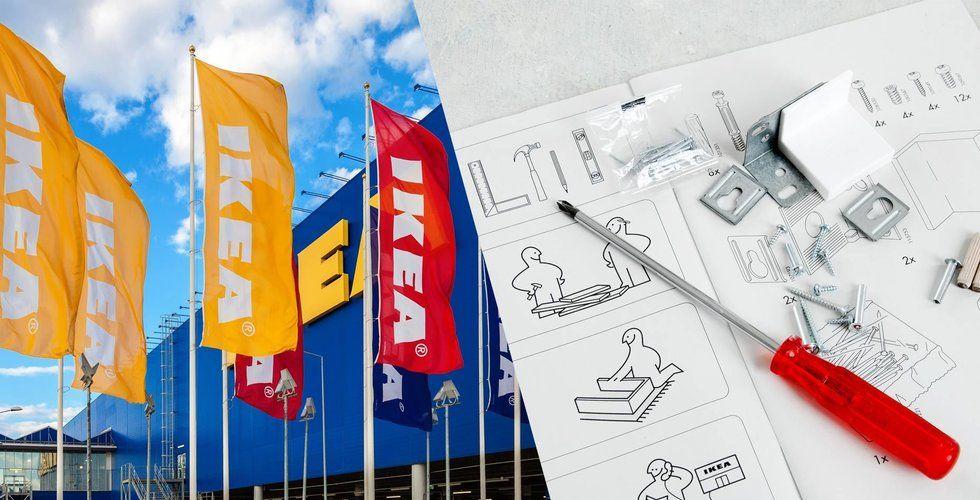 Breakit - Startupen som Ikea köpte har problem – appen ligger nere