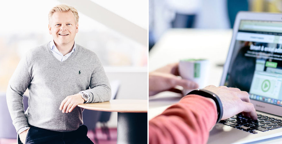 """Fortnox fortsätter växa: """"Den digitala mognaden ökar i branschen"""""""