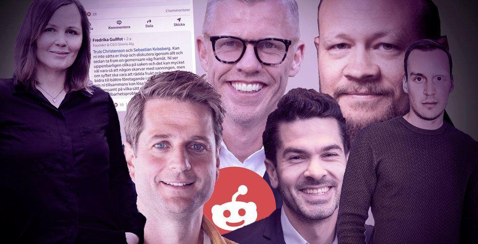 Startups i storbråk på Linkedin, poddbolaget som behöver nytt kapital och Klarna-rykten på Reddit
