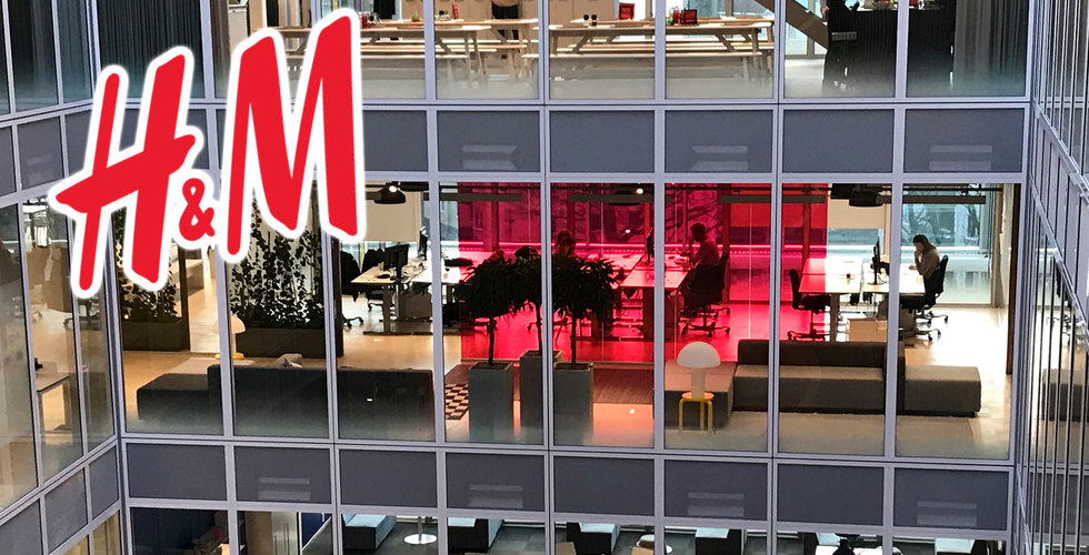 Breakit - H&M:s nya hemliga satsning – ska kränga rea-märkeskläder på nätet