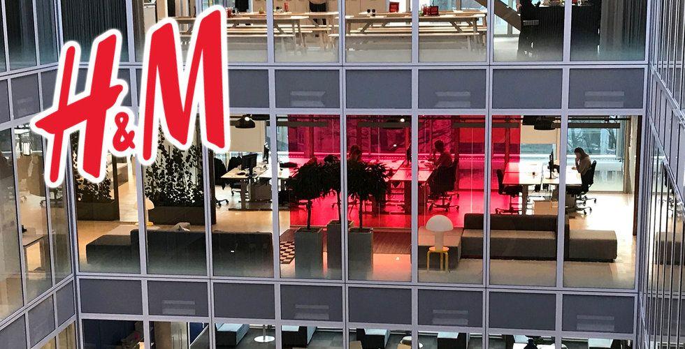 H&M:s nya hemliga satsning – ska kränga rea-märkeskläder på nätet