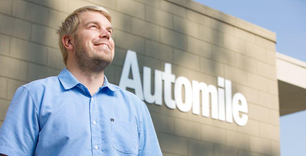Automile tar in 280 miljoner – ska storsatsa i Sundsvall