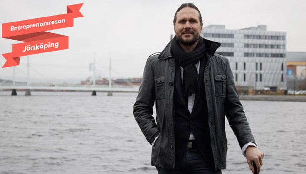 """Breakit - Därför bubblar det i Jönköpings mediebransch: """"Är ett getingbo"""""""