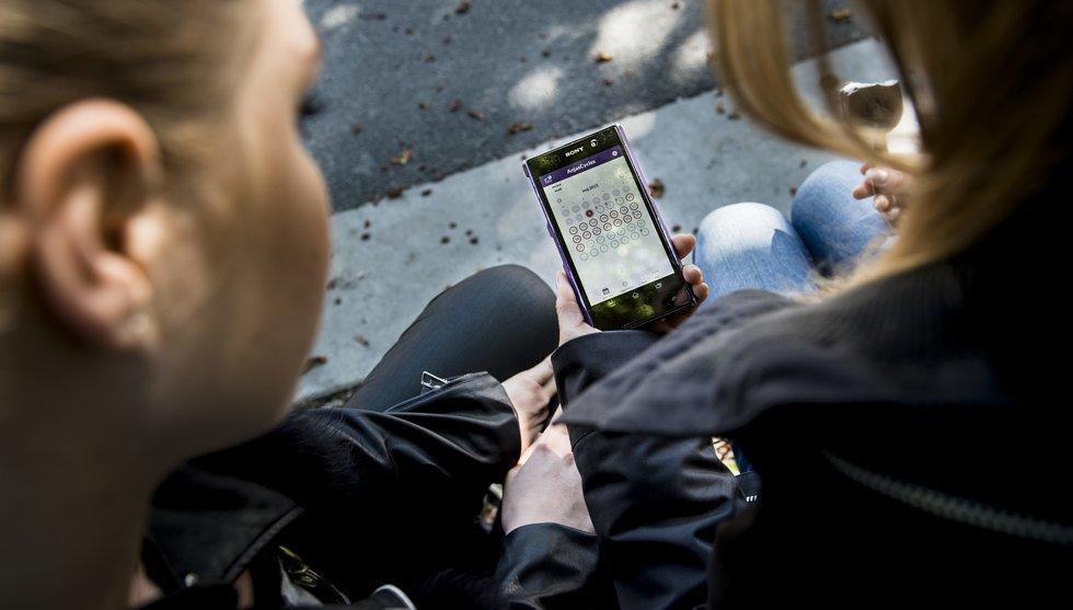 Unga varnas för preventiv-appar – Natural Cycles avfärdar kritiken