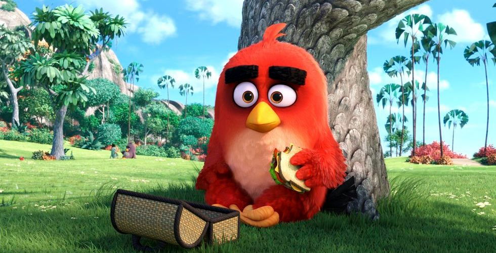Breakit - Succé för The Angry Birds movie under första helgen