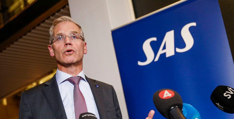 SAS kan gå miste om konfliktersättning om en kvarts miljard