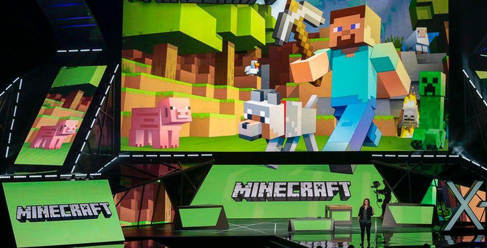 Breakit - Minecraft-miljardär skänker 100.000 – varje gång favoritlaget gör mål