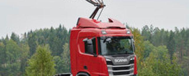 Breakit - Svenska lastbilsjätten uppges gasa mot Stockholmsbörsen
