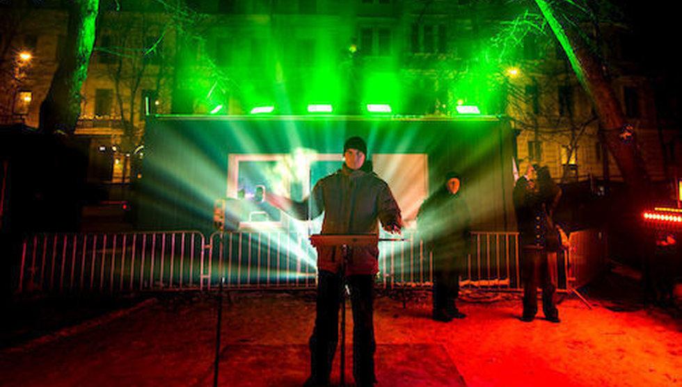 Breakit - Finansgreve investerar i startup som sköter ljuset på film och fest