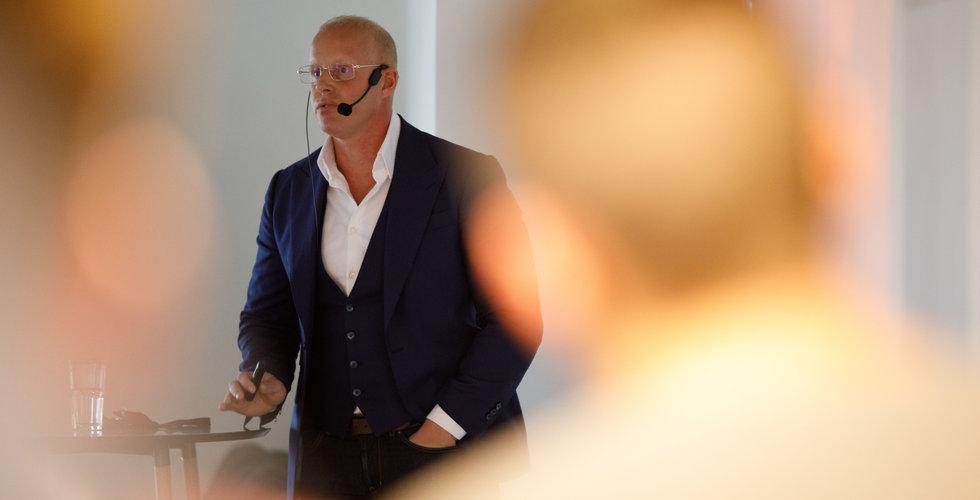 Henrik Persson Ekdahls Optimizer Invest vill sälja för halv miljard i Catena Media