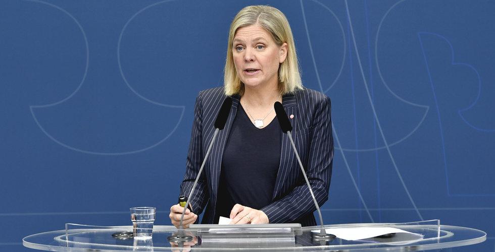 Kommuner och regioner får ytterligare tillskott på 22 miljarder kronor som följd av coronakrisen