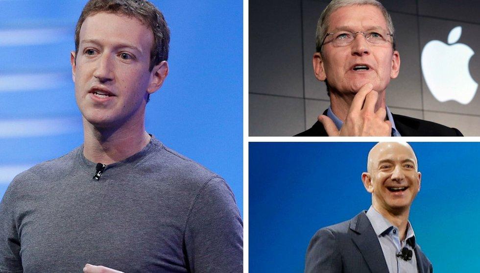 Så går Silicon Valley vidare efter Donald Trump-besvikelsen