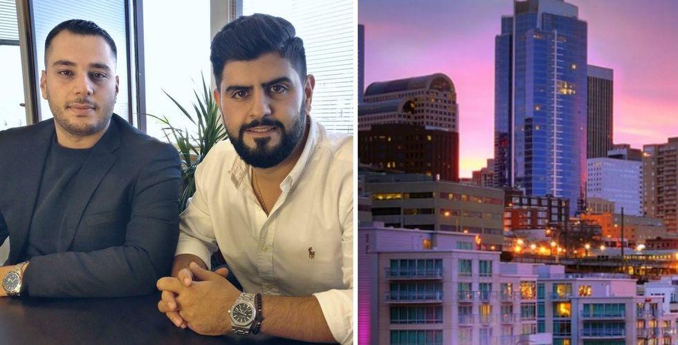 Deras Hemnet-kopia Beytona fixar husaffären i Libanon och Irak