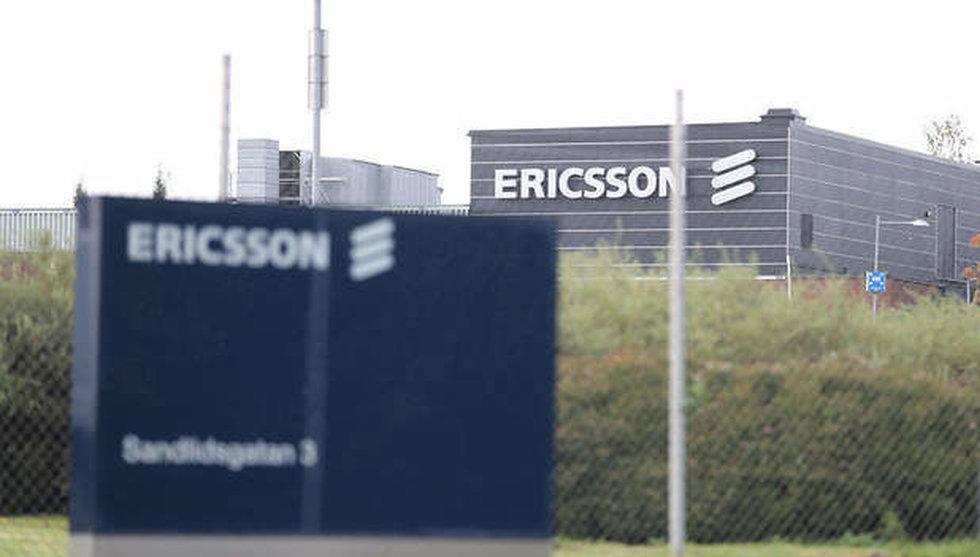 Breakit - Katastrofresultat för Ericsson - nu rasar aktien på börsen