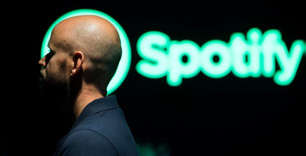 Spotifys kvartalsrapport – betydligt högre förlust än väntat