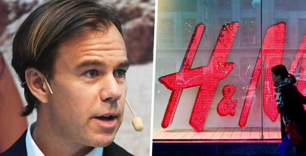 Breakit - Storbanken sänker H&M – spår minskad rörelsemarginal