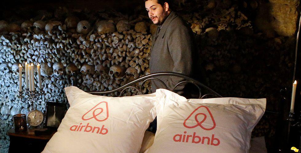 """Airbnbs ultimatum till svenskar med fördomar: """"Stäng ditt konto"""""""