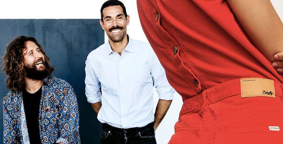 """Happy Socks-grundaren om konkursen i The Cords & Co: """"En hel del otur"""""""