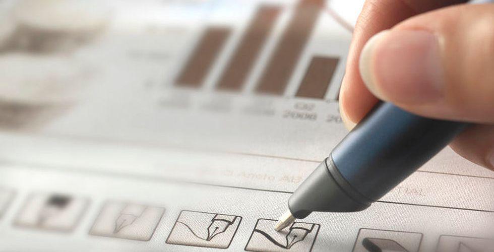 Breakit - Trots ökad försäljning behöver Lundaföretaget Anoto mer kapital
