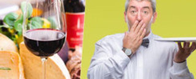 Gästen fick lyxvin – genialiskt PR-drag eller bara lyckosam miss?