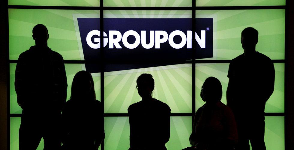 Groupon letar köpare