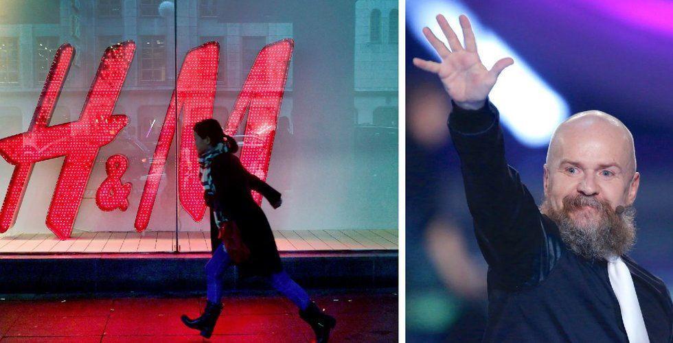 Få trodde att det kunde bli värre för H&M – då kom Alexander Bard-debatten