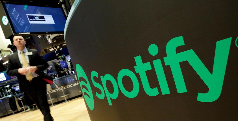 Tiger Global har sålt betydande andel aktier i Spotify